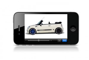 Виртуальный тюнинг AC Schnitzer предлагает через мобильную связь