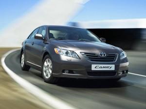 Автомобили Toyota Camry планируют закупить для Верховной Рады