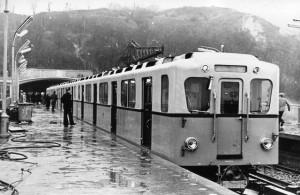 Сегодня 6 ноября 2010 года Киевскому метрополитену исполнится 50 лет