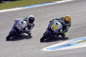 Португальский этап Moto GP завершился победой для Yamaha