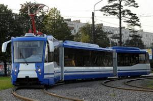 Реконструкция линии скоростного трамвая в Киеве