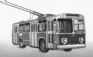Сегодня 75 лет Киевскому троллейбусу