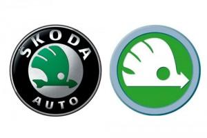 Skoda планирует сменить логотип