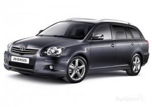 Toyota объявляет отзыв Avensis из-за проблем топливной системы