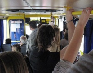 Цена проезда в маршрутках снова подорожает