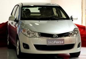 Новый автомобиль на рынке - ЗАЗ Форза