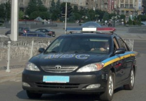 С 31 октября по 30 ноября 2012 года спецподразделение ГАИ «Кобра» в Киеве!